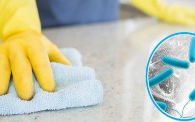 ¿La limpieza y desinfección sin lejía es posible?  SI